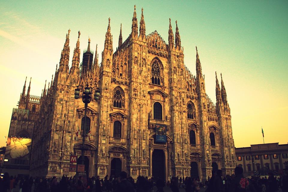 Capodanno in camper dove festeggiare - Milano