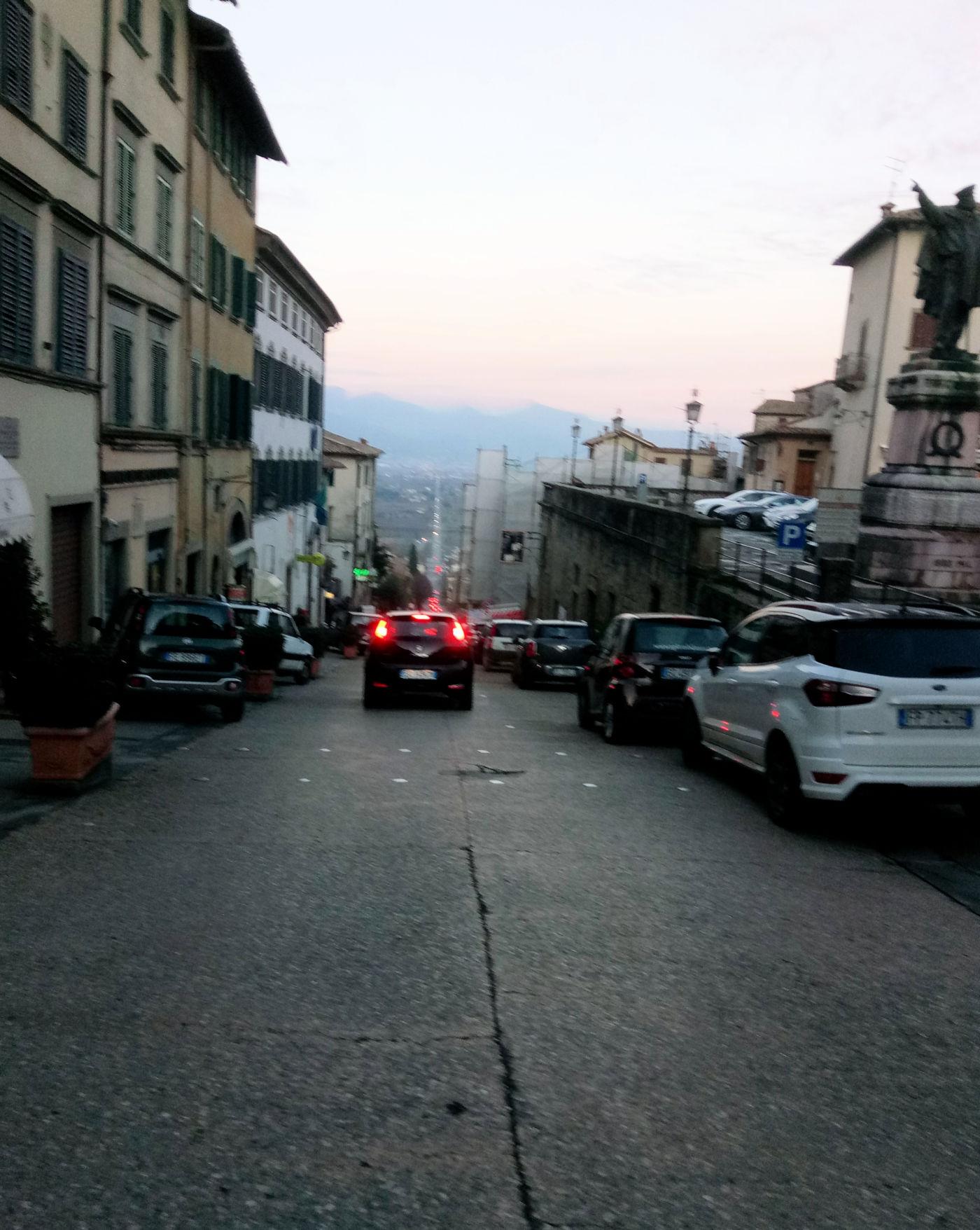 Toscana tra terme e borghi in caravan o camper - Ruga di San Martino