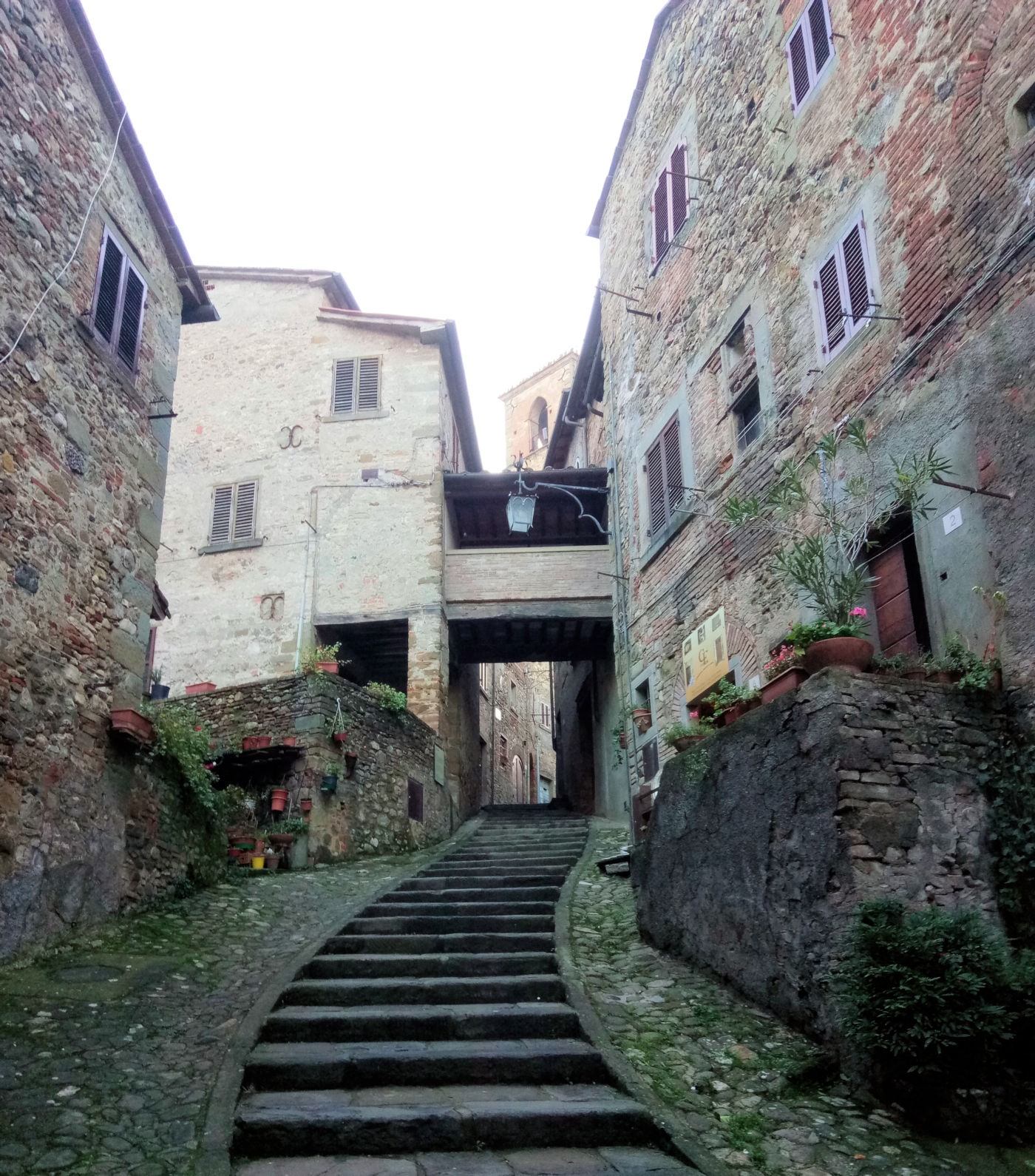 Toscana tra terme e borghi in caravan o camper - Anghiari
