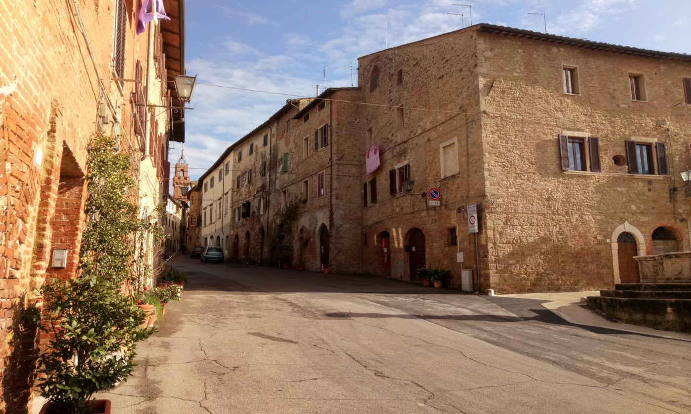 Toscana tra terme e borghi in caravan o camper - Asciano