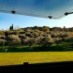 Toscana tra terme e borghi in caravan o camper