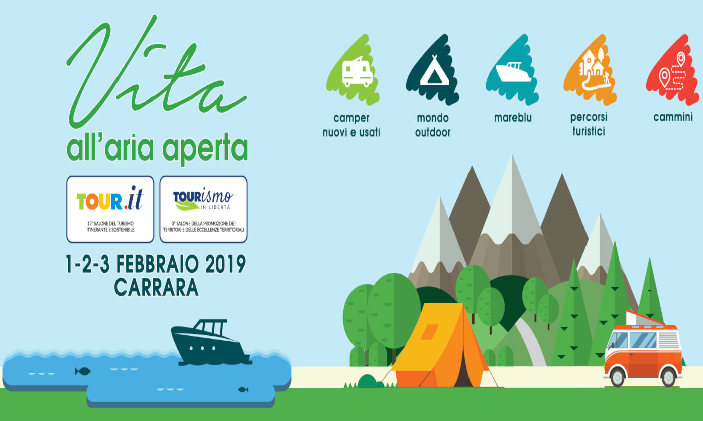 Vita all'aria aperta Tour.it 2019