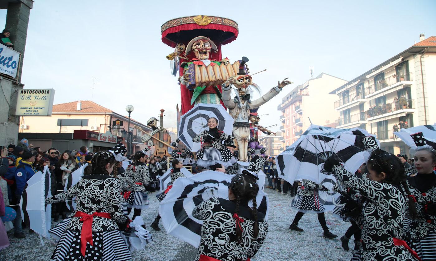 Carnevale in camper 2019 - Santhià