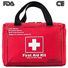 Cosa portare in camper - kit primo soccorso