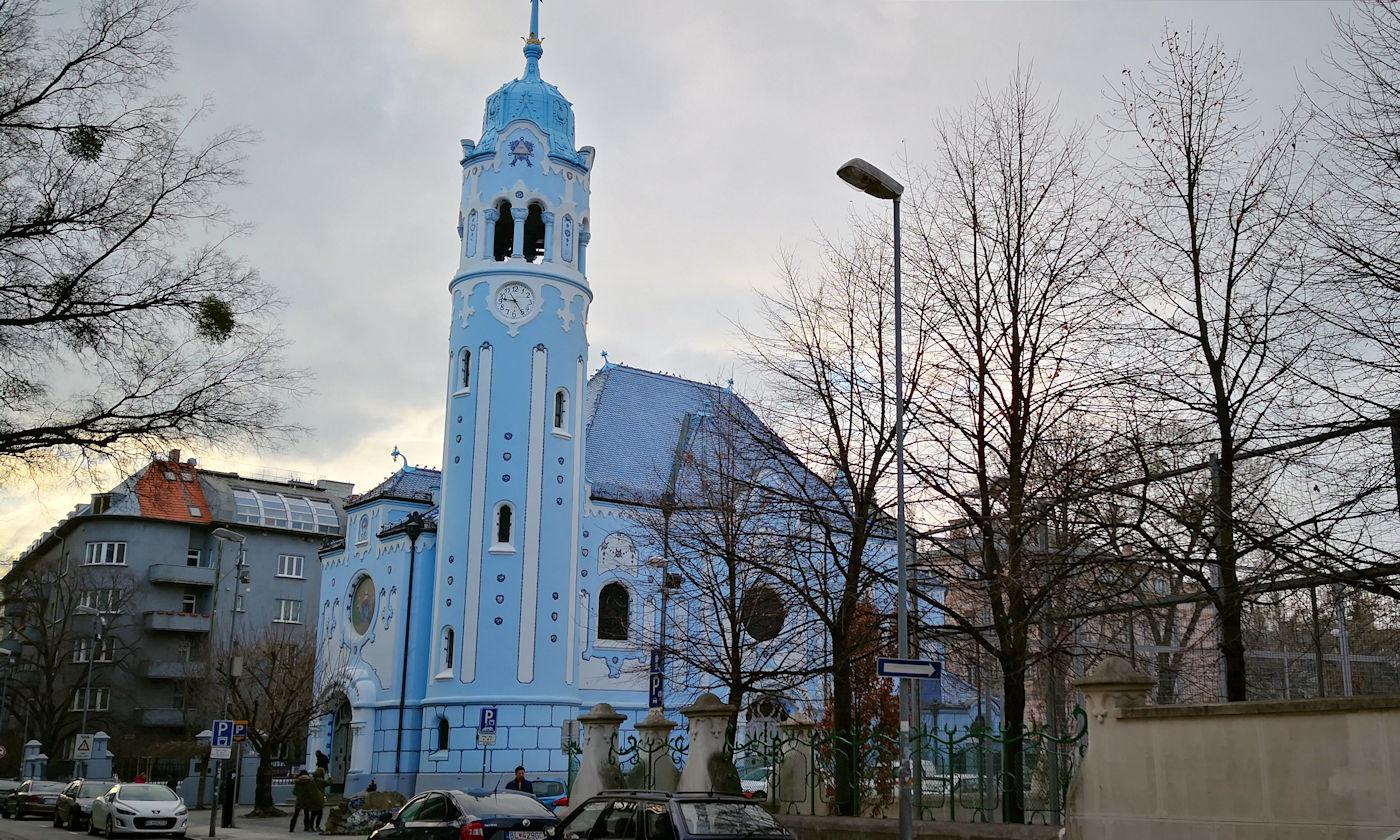 In camper e in auto lungo il Danubio Bratislava - Chiusa Blu Bratislava