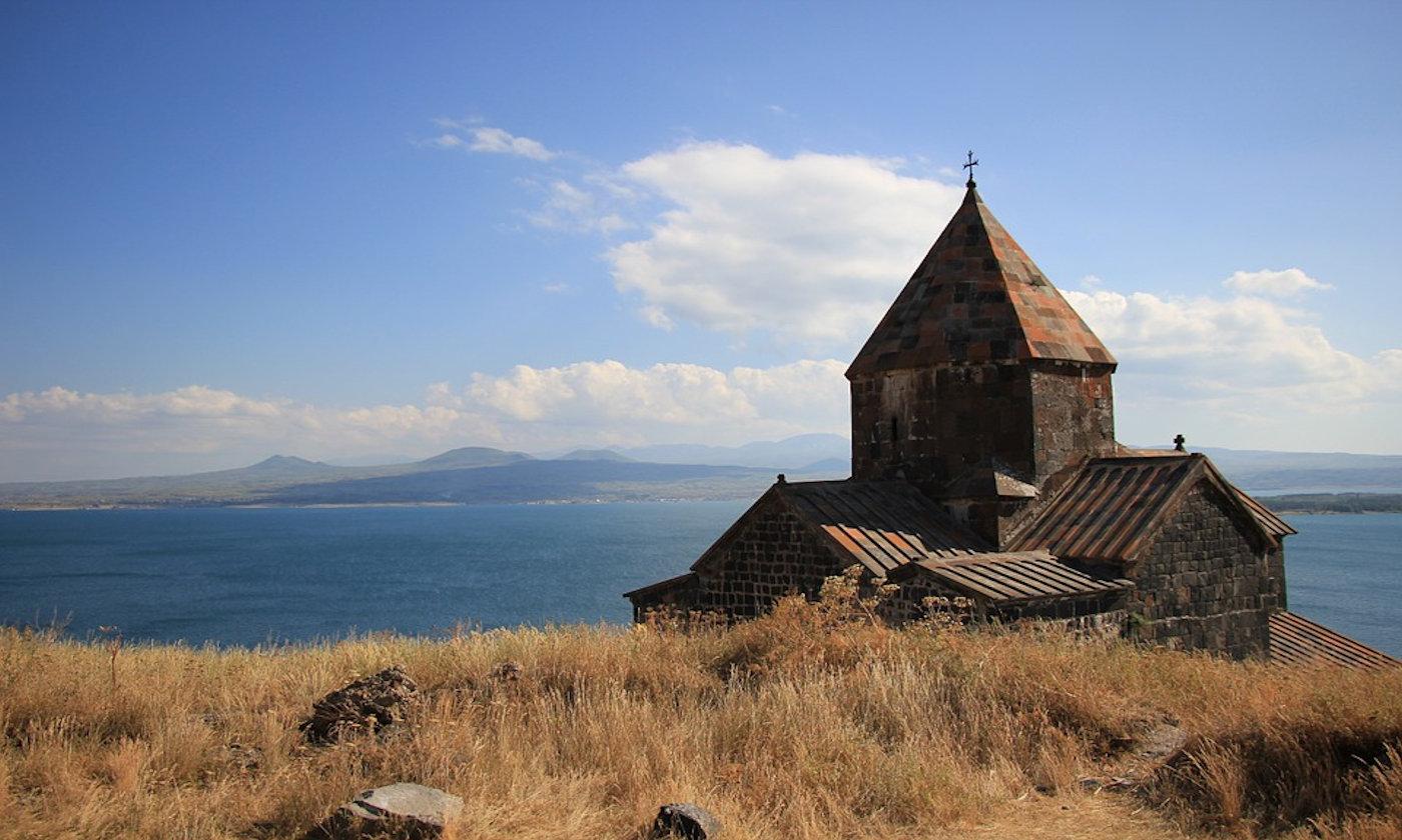 Tour dell'Armenia in camper agosto 2019 - Copertina