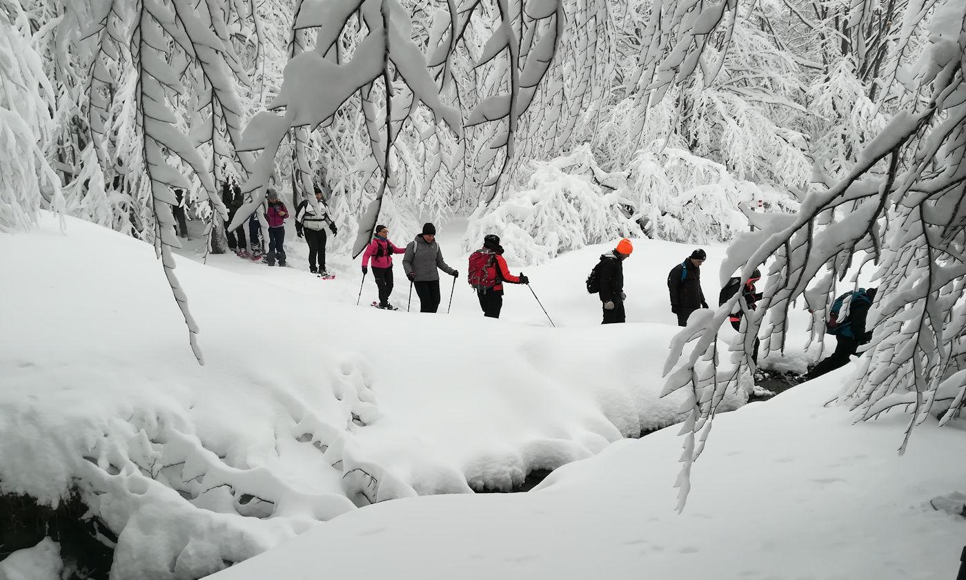 Trekking sugli appennini e colli piacentini - Val Nure