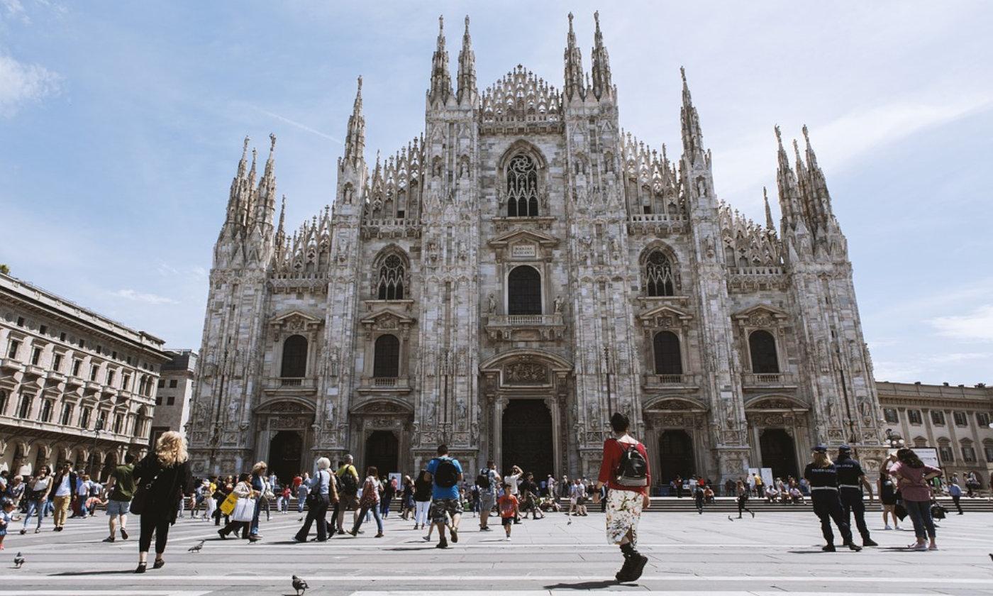 Blocco del traffico camper Area B Milano