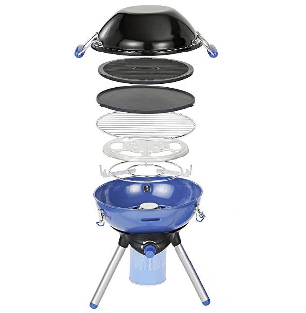 Barbecue a gas in camper e caravan - modello campingaz 400