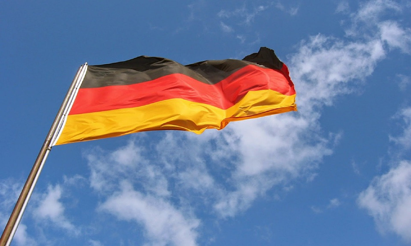 Germania bollino per camper e auto - Copertina
