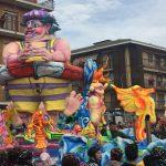 Carnevale di Santhià in camper