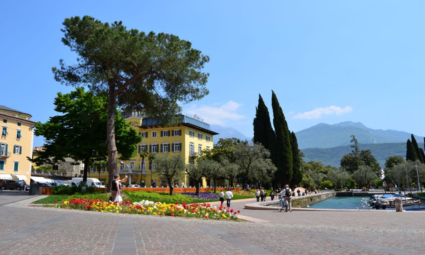 Pasqua 2019 in camper eventi - Riva del Garda