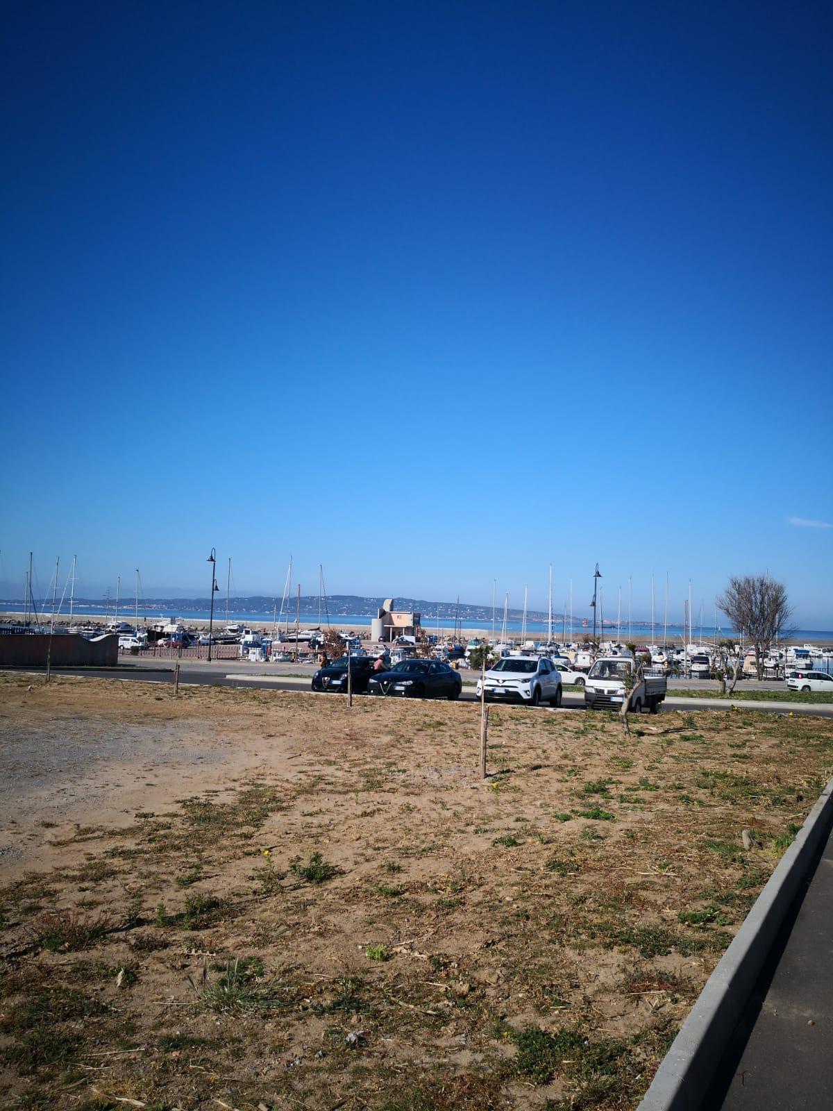 Nuova area camper a Portoscuso in Sardegna - porto