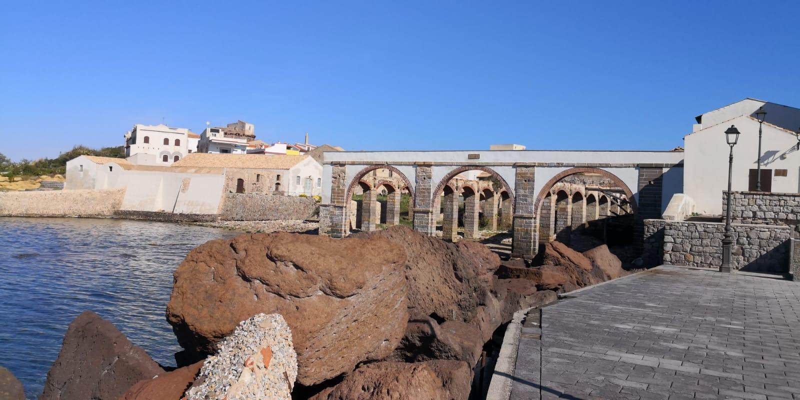 Nuova area camper a Portoscuso in Sardegna - copertina