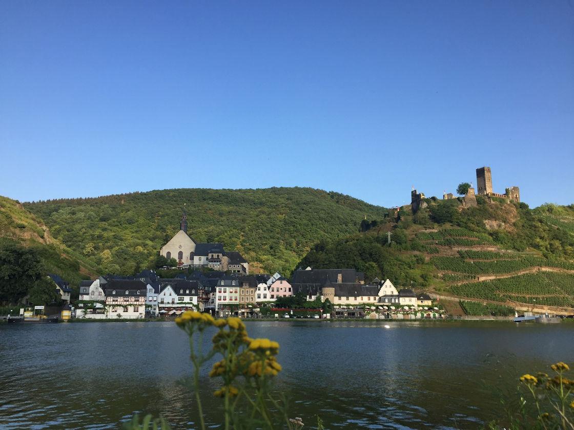 La valle della mosella in camper - Beilstein