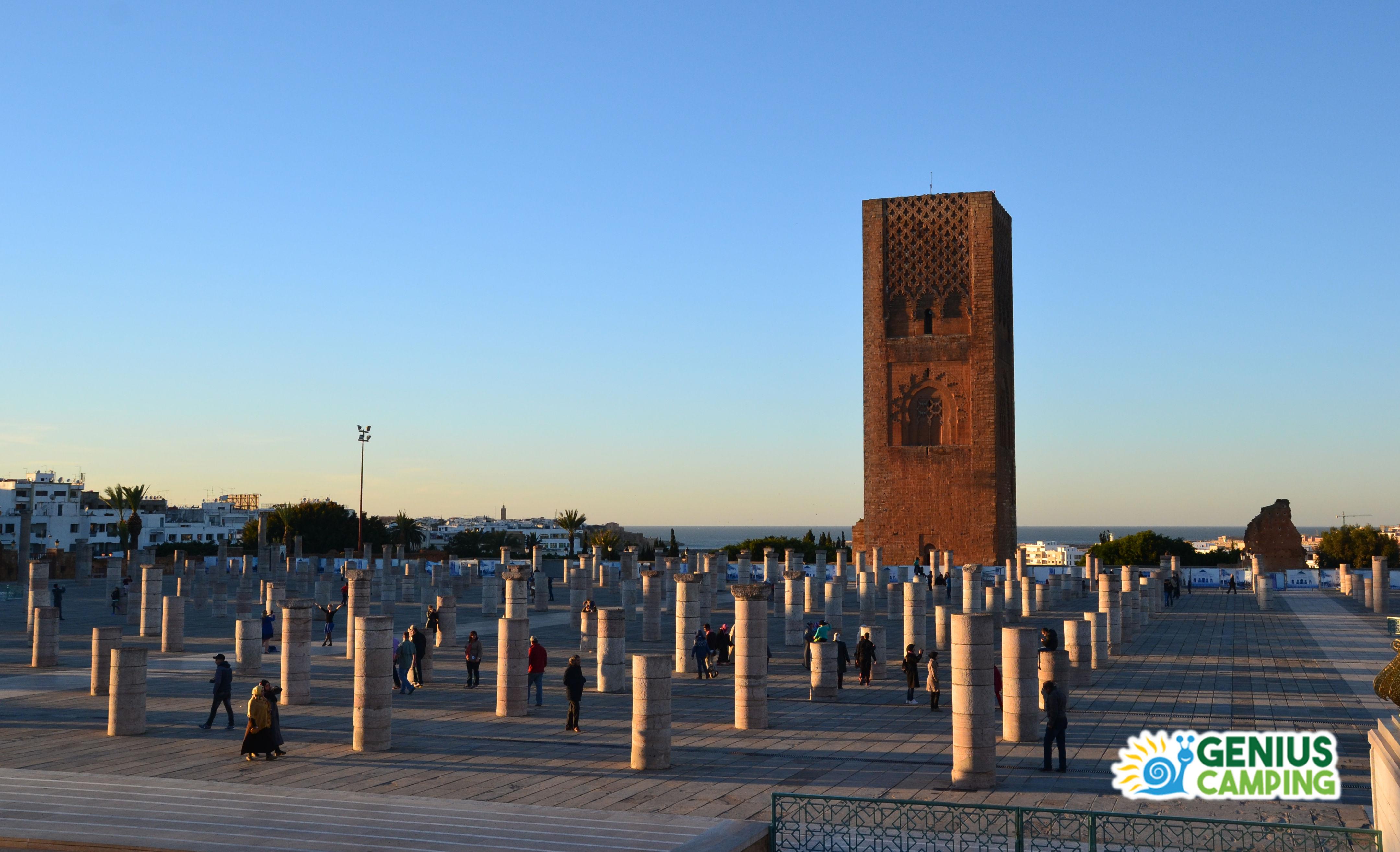 Turismo itinerante in Crociera - Marocco