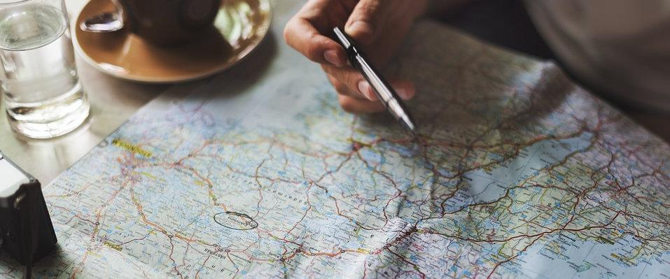 Consigli per una vacanza in camper perfetta - pianificazione