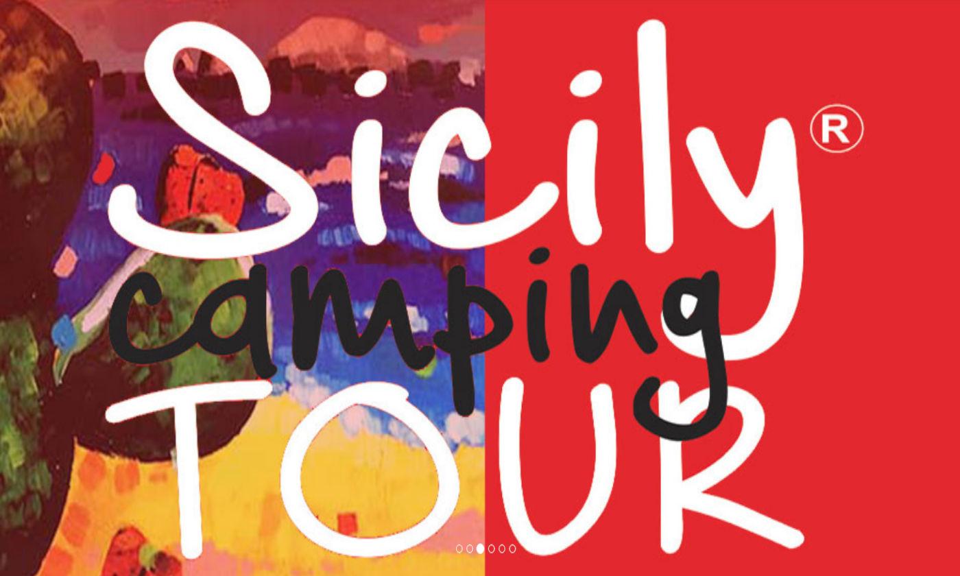 Sicily Camping Tour - copertina