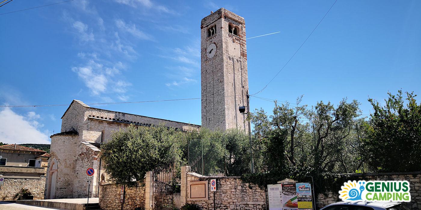 Cosa vedere in Valpolicella - Chiesa Pieve Romanica di San Giorgio ingannapoltron.