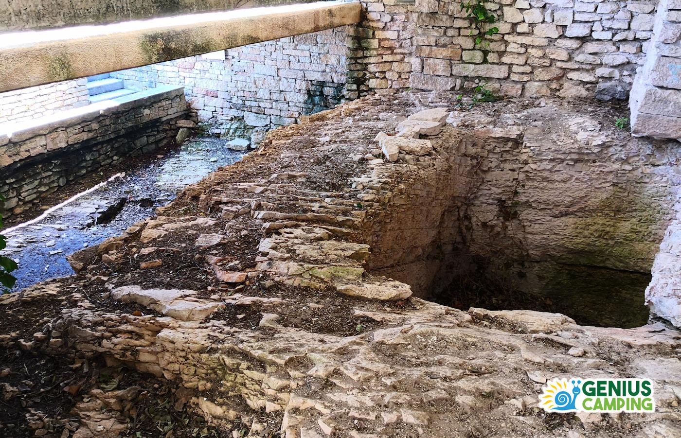 Cosa vedere in Valpolicella - Scavi archeologicii Pieve Romanica di San Giorgio ingannapoltron