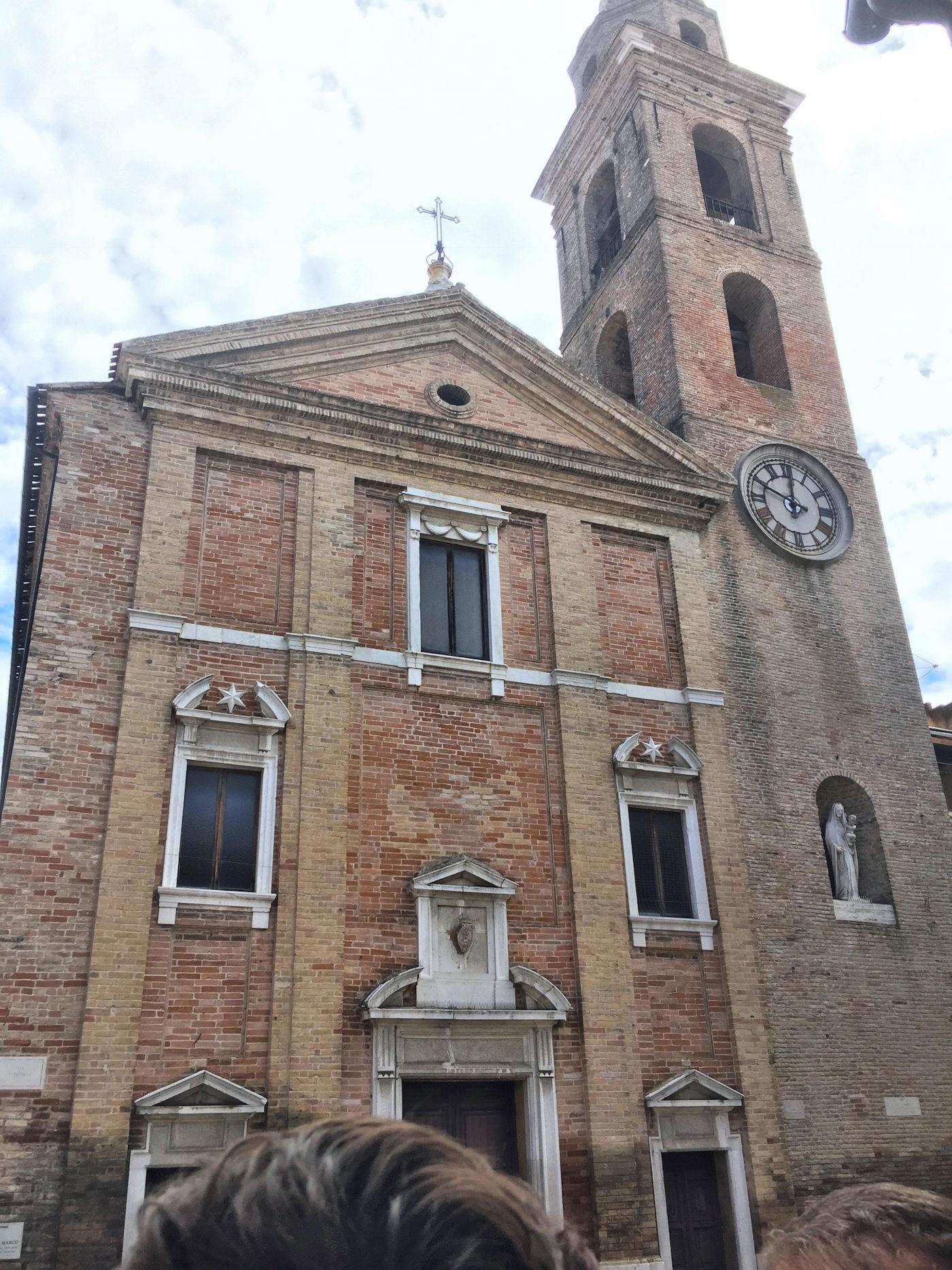 In camper nelle Marche Osimo - Basilica San Giuseppe da Copertino
