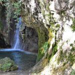 Parco delle cascate di Molina di Fumane in Valpolicella