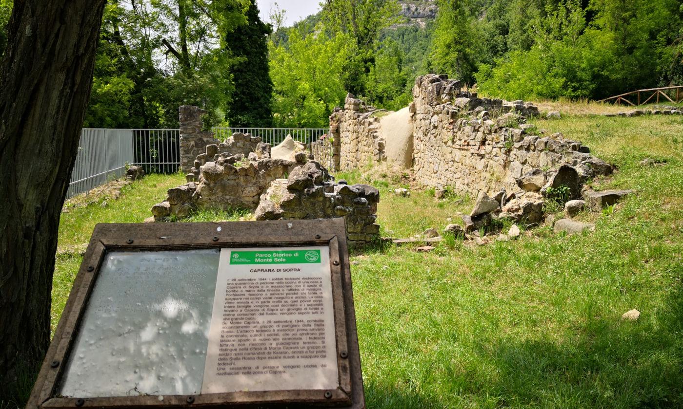 Parco storico di Monte Sole - Caprara di Sopra