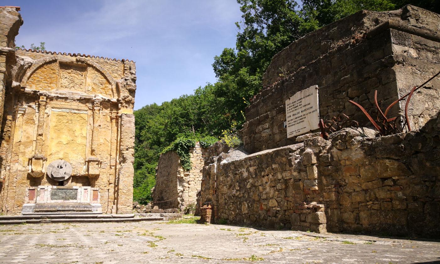 Parco storico di Monte Sole - Chiesa di Casaglia