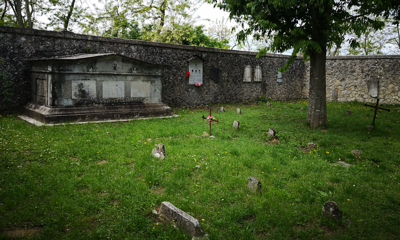Parco storico di Monte Sole - Cimitero di San Martino