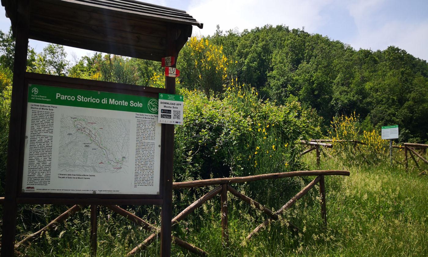 Parco storico di Monte Sole - Monte Caprara