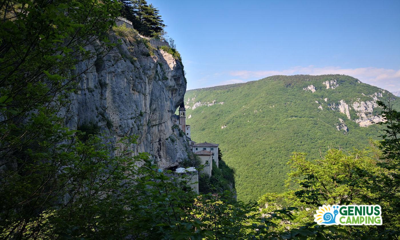 Santuario di Spiazzi Monte Baldo
