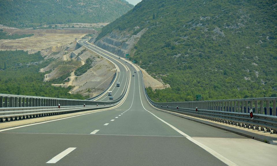 Croazia in camper consigli pratici - Autostrada A1 Croazia