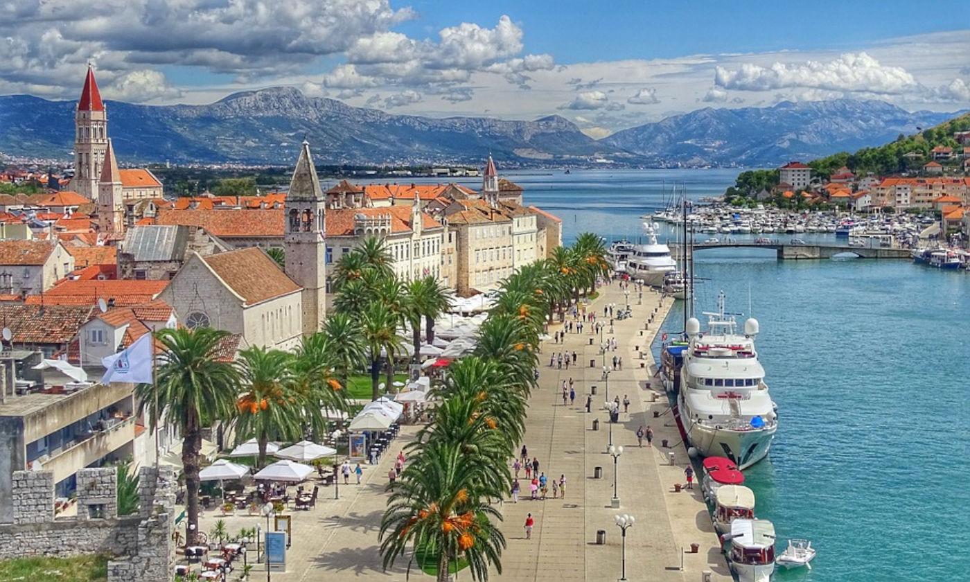 Croazia in camper consigli pratici - Copertina
