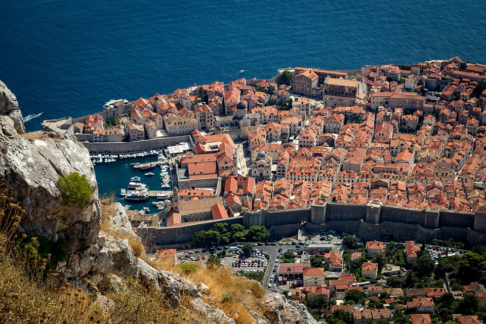 Croazia in camper consigli pratici - Dubrovnik