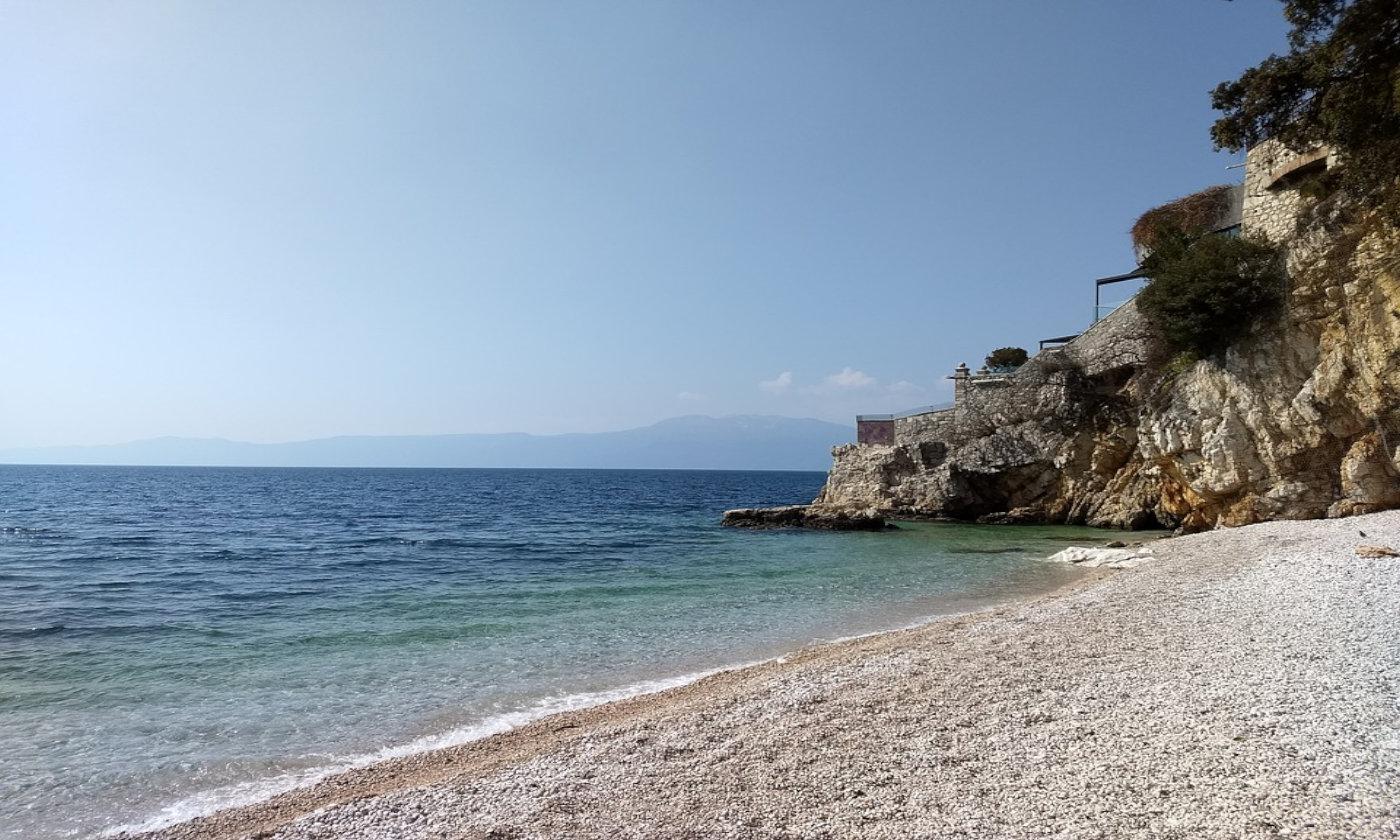 Croazia in camper consigli pratici - spiaggia