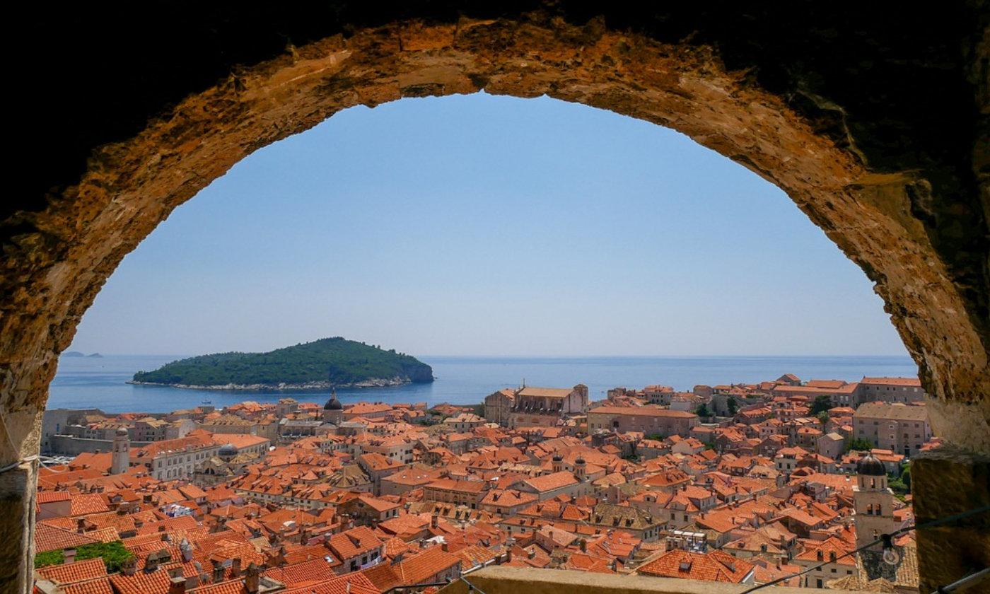 Croazia in camper consigli pratici - Dubrovnik trono di spade