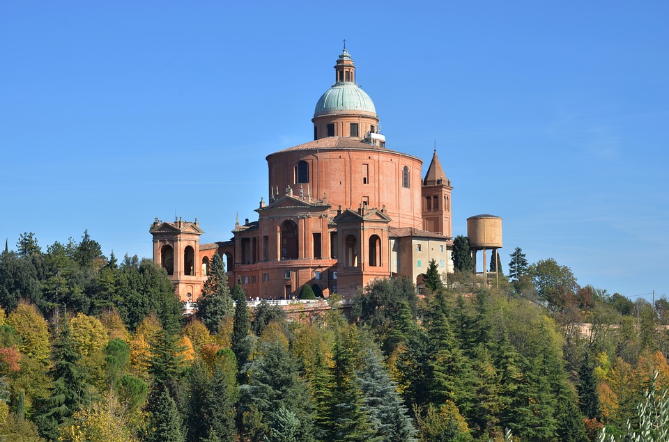 Il santuario di San Luca - santuario
