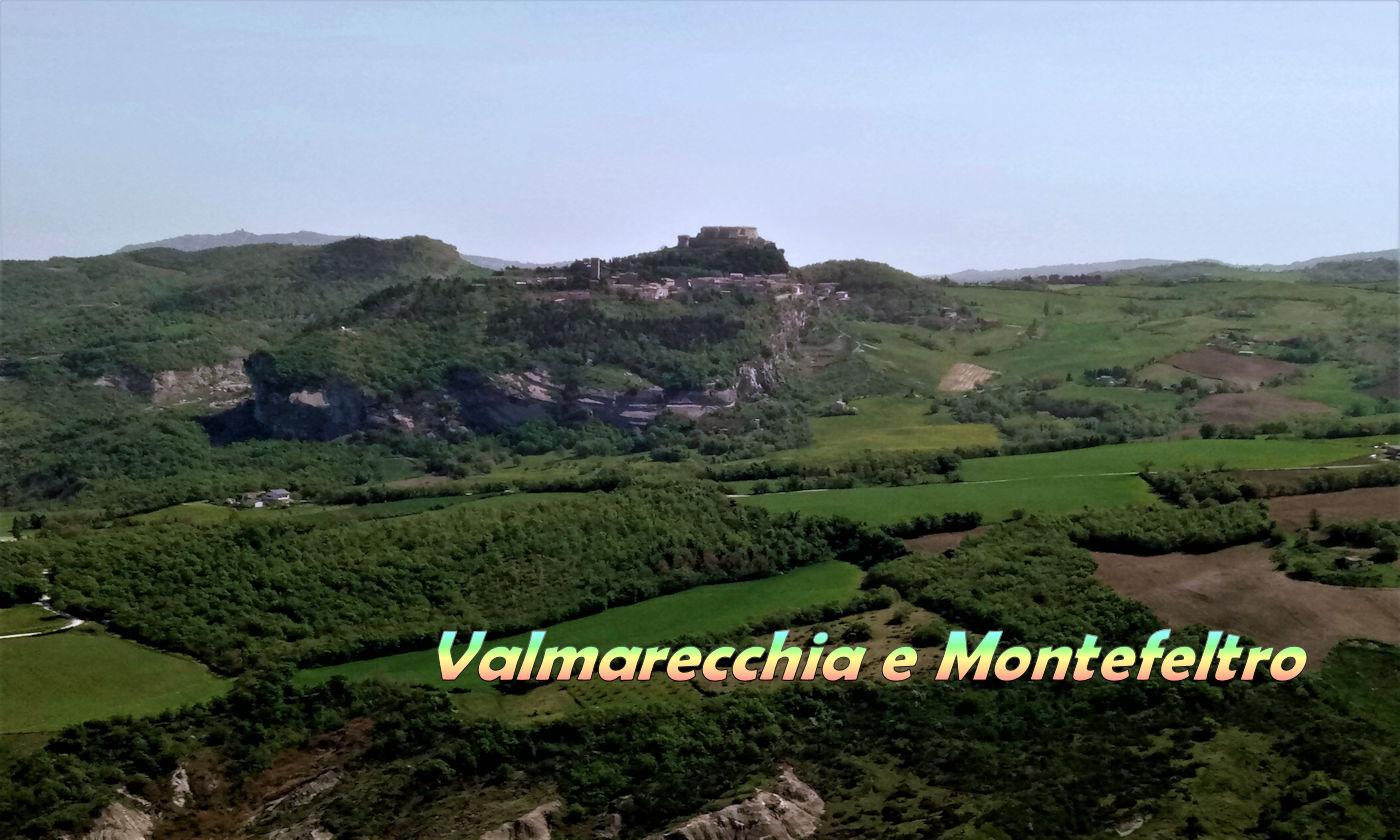 Valmarecchia e Montefeltro La rocca di Maioletto - Copertina