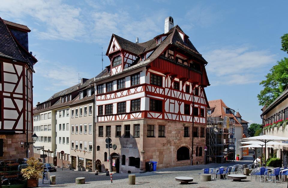 Cosa vedere a Norimberga- Casa di Albrecht Durer