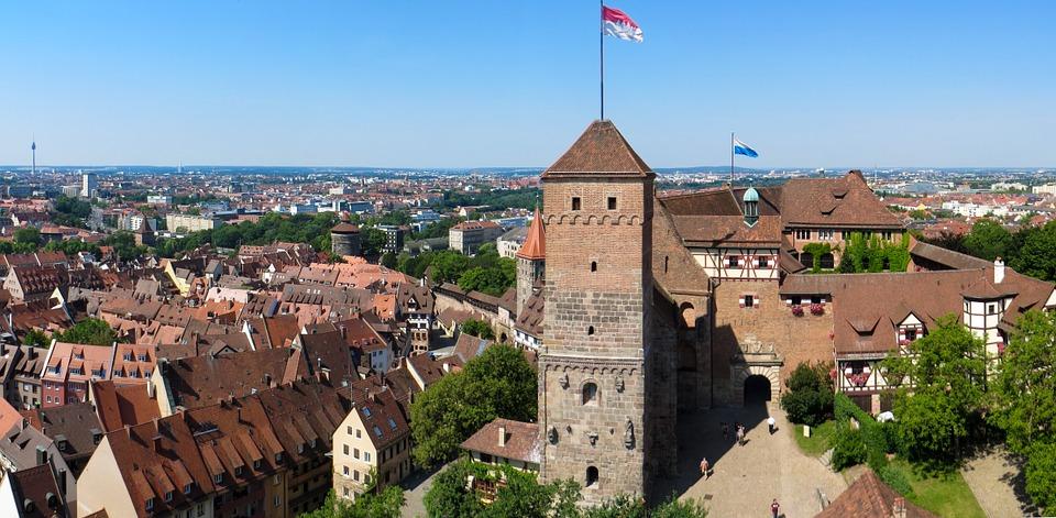 Cosa vedere a Norimberga- Kaiserburg castello di Norimberga