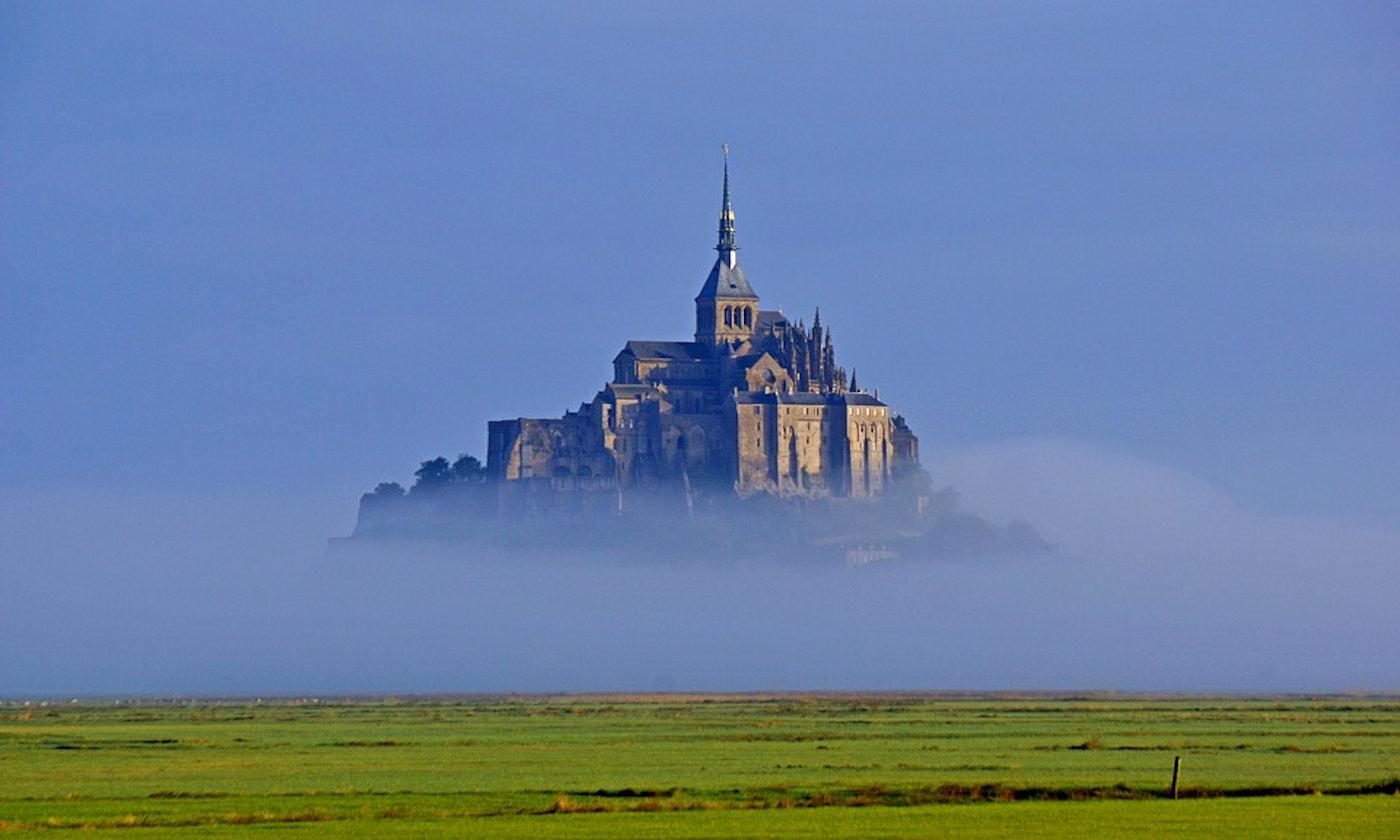 Mont Saint Michel in camper - copertina