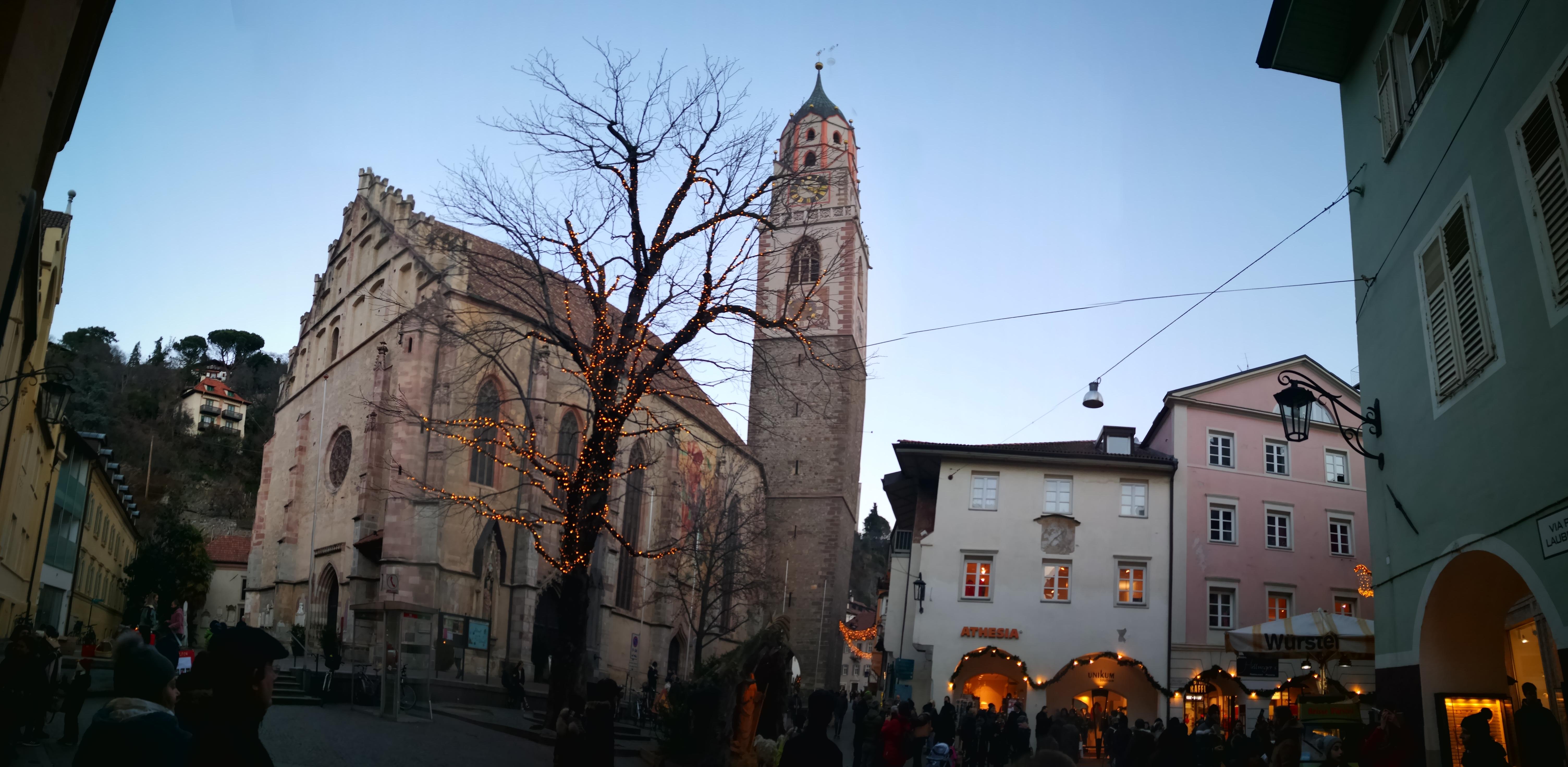 Mercatini di Natale a Merano - Cattedrale