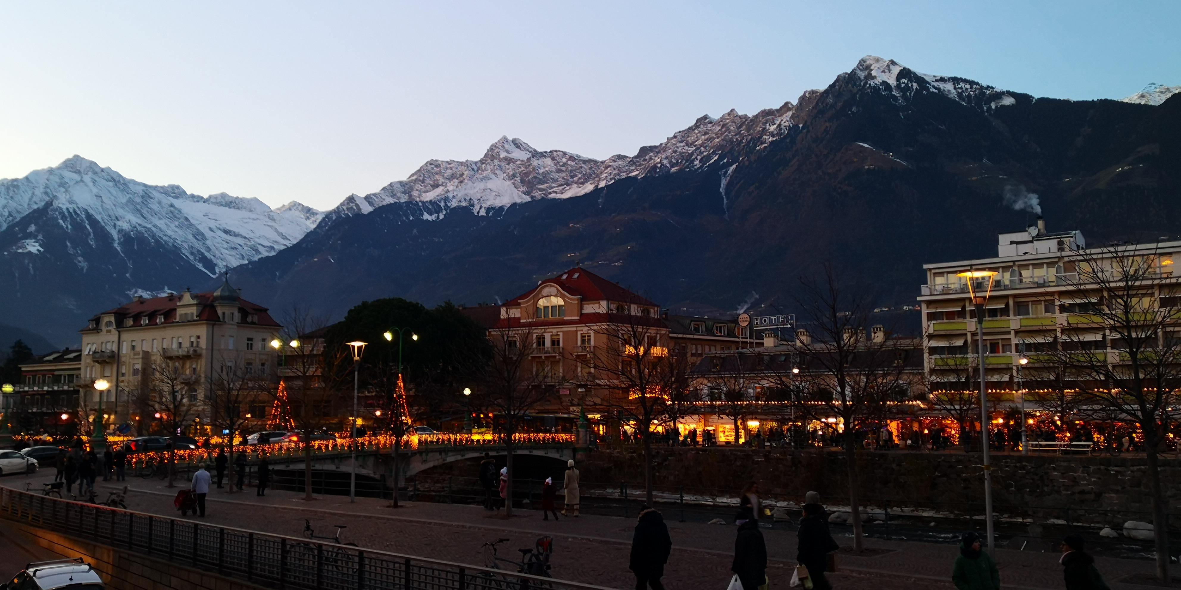 Natale a Merano - Montagne