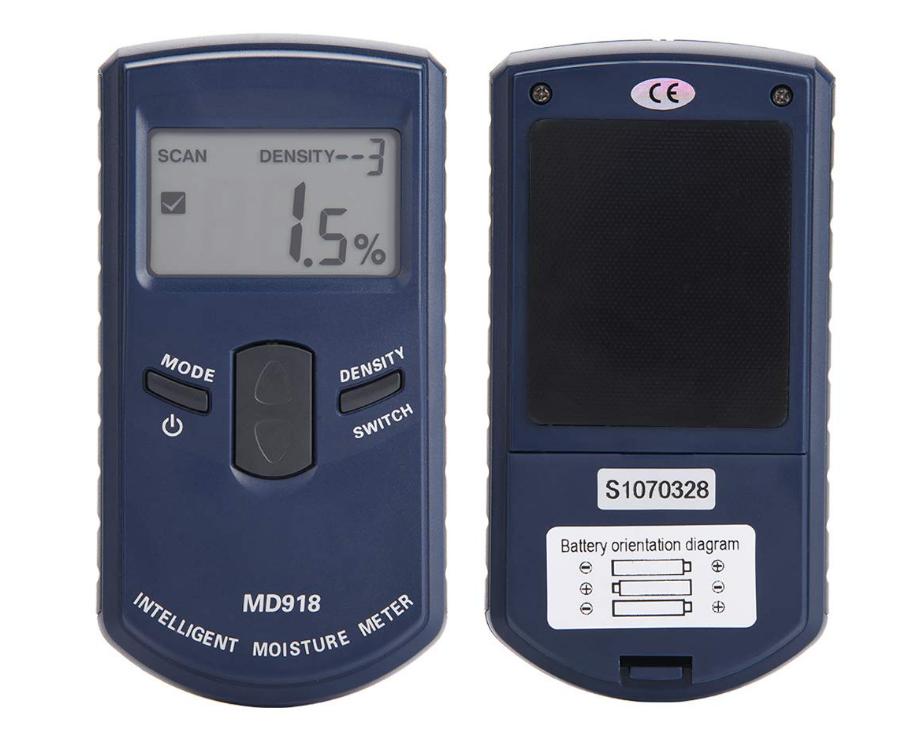 Igrometro per camper - igrometro digitale