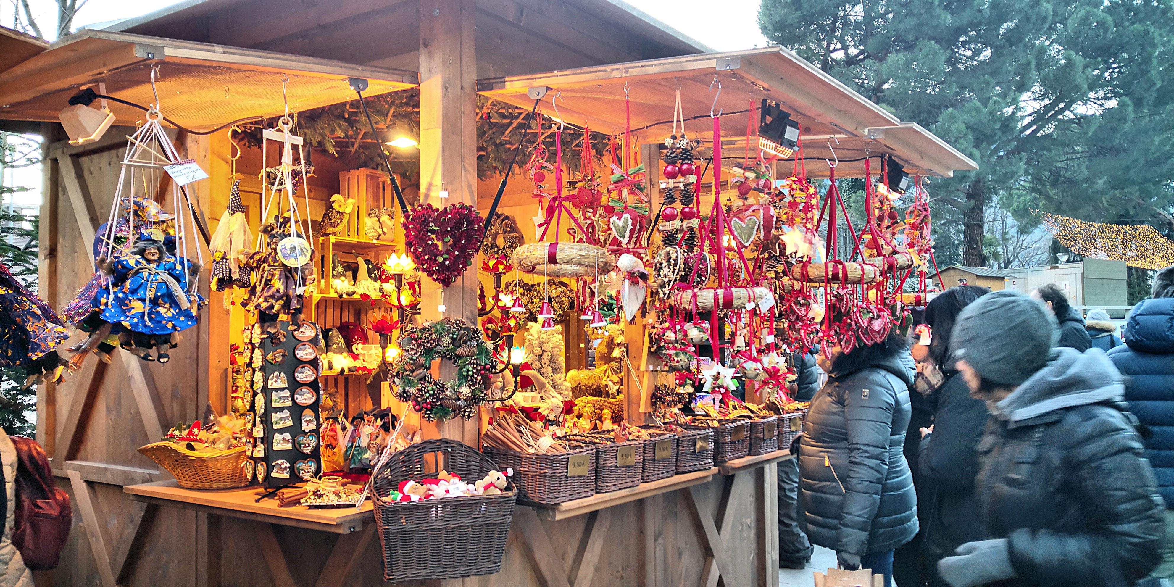 Mercatini di Natale a Merano - Casetta